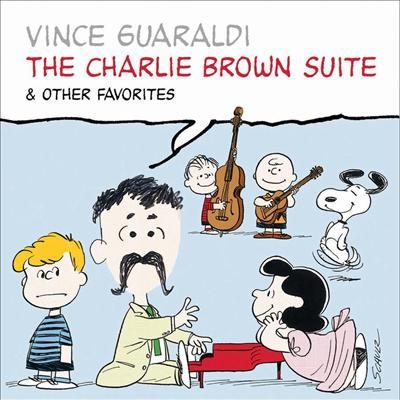 My dad was engulfed in the peanuts music for many years ' said david