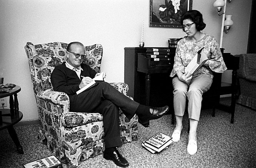 Truman Capote &amp; Harper Lee