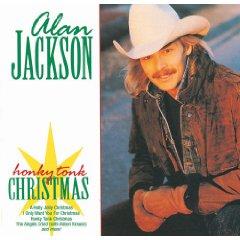 honky tonk christmas alan jackson arista - Alan Jackson Christmas