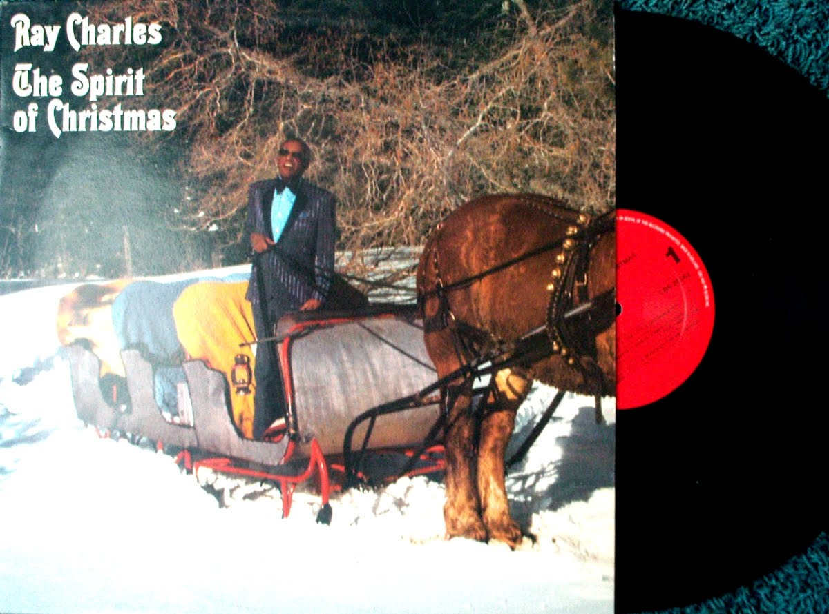 The Spirit Is Willing Doing It His Way Ray Charles Delivers A Christmas Gem