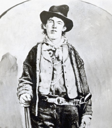billy the kid death picture. Billy the Kid, born William H.